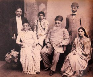 A Parsi Family