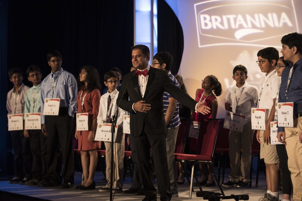 Spelling s-u-c-c-e-s-s at the South Asian Spelling Bee