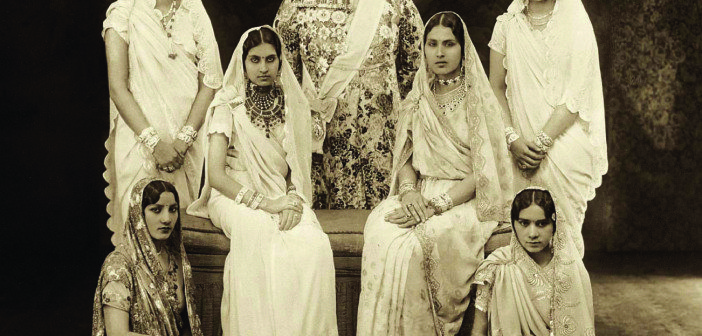 Indian Maharajas, Palaces and Jewels