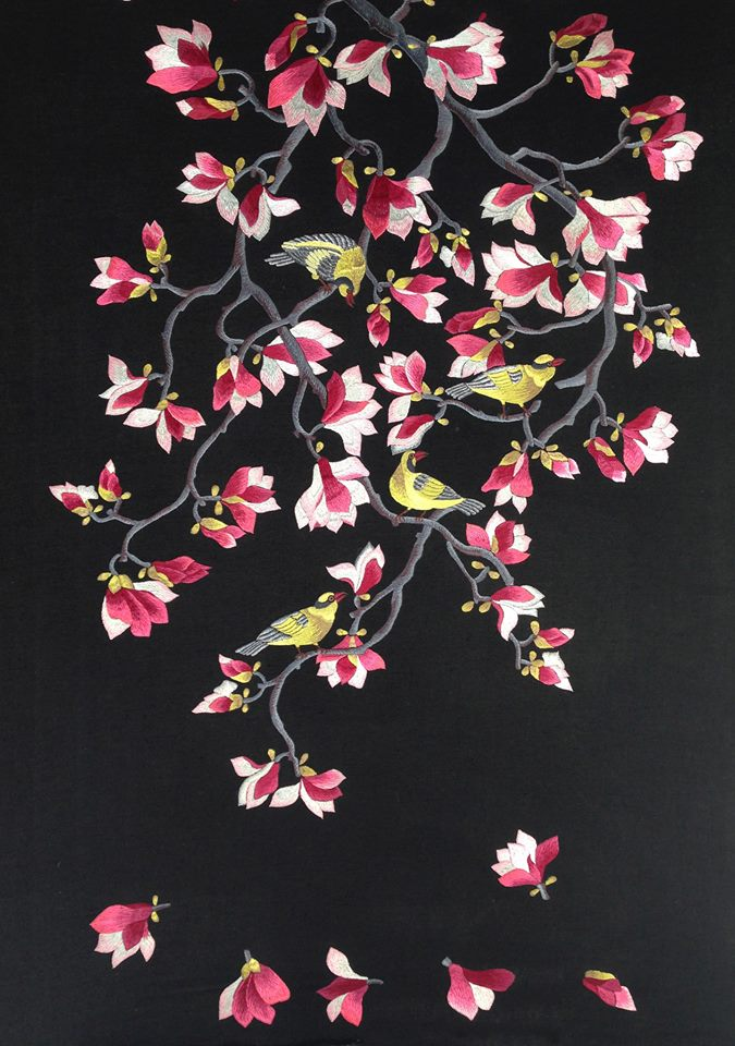 Embroidery by Ashdeen