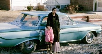 Immigrants to America - Sarvinder and her mother
