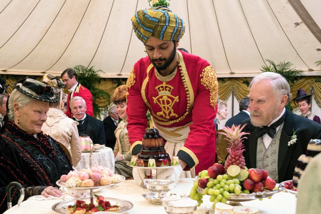 A scene from 'Victoria and Abdul'
