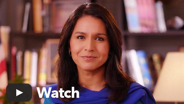 Lassi with Lavina Video of the Day – Diwali Wishes from Tulsi Gabbard