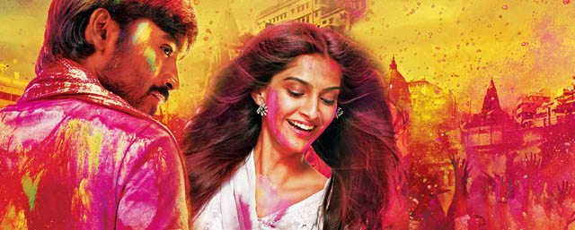 Raanjhanaa An Obsessive Love Dhanush Shines