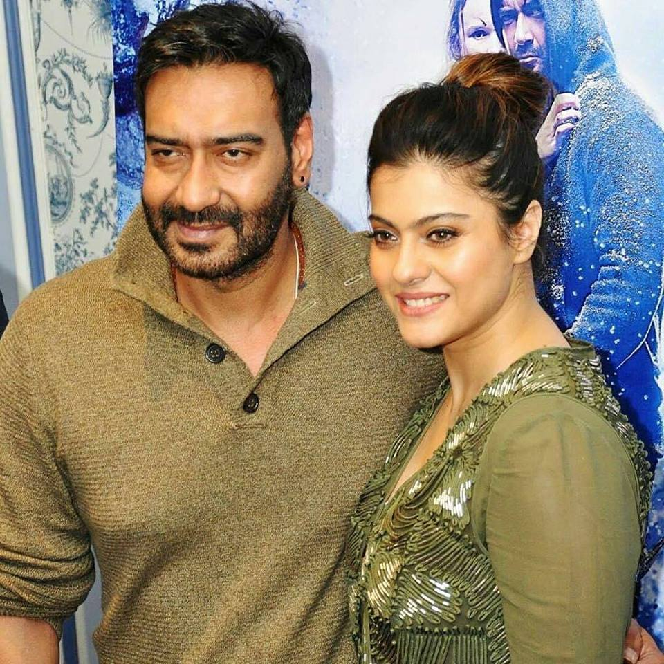 Kajol and Ajay Devgn – My Quickie, Fun Interview