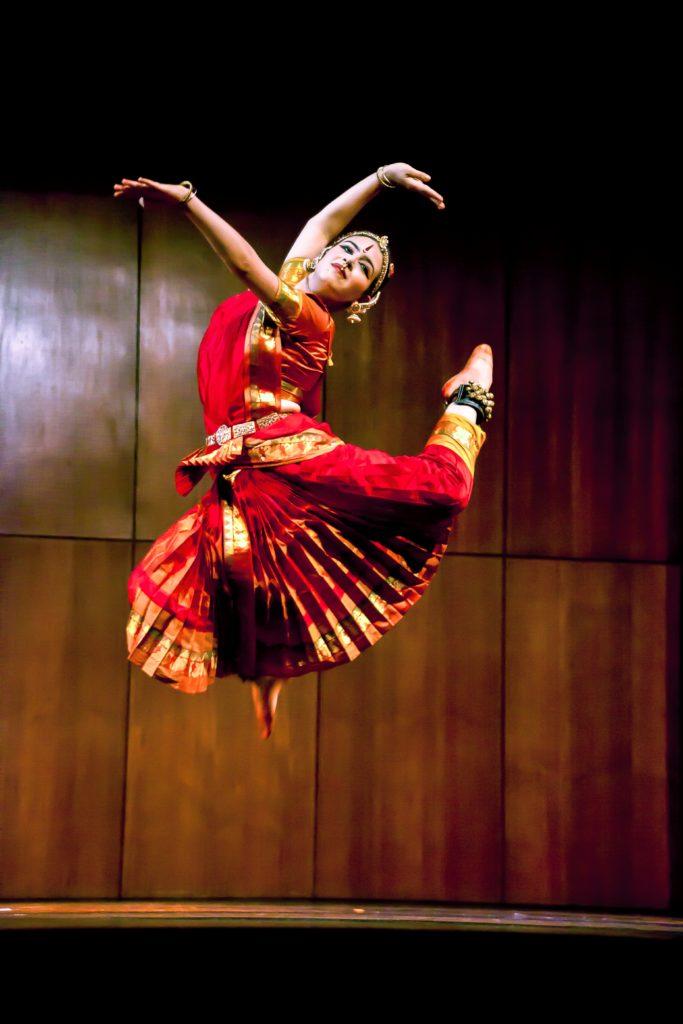 Bharatanatyam Dancer from Peru – A Love Story